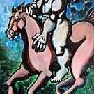 horseman by Ronan Crowley
