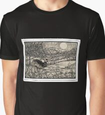 The North Wind Doth Blow Graphic T-Shirt