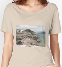Northern Irish Coast  Women's Relaxed Fit T-Shirt