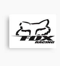 Fox Racing Merchandise Canvas Print