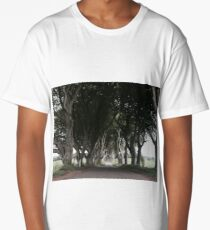 The Dark Hedges Long T-Shirt