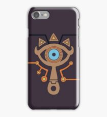 Sheikah Slate Merchandise iPhone Case/Skin
