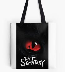 Pet Sematary T-Shirt Tote Bag