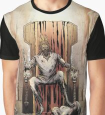 Doomsday Kingdom - The Dead Rule as Kings Graphic T-Shirt