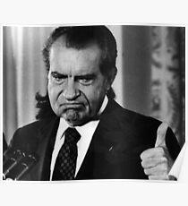 President Richard Nixon Poster