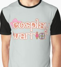Cosplay Warrior Graphic T-Shirt
