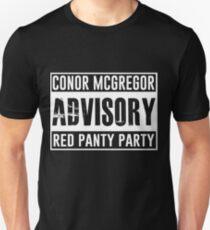 Conor McGregor Advisory Tee T-Shirt