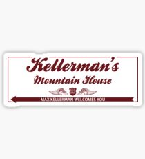 Kellermans Mountain House (Dirty Dancing) Sticker