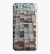 skyscraper with solar blinds iPhone Case/Skin