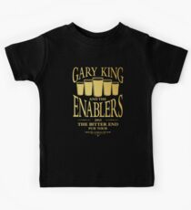 Gary King and the Enablers Kids Clothes