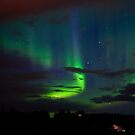 Edmonton Aurora Borealis by James Lyall