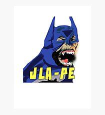 JLA-PE Photographic Print