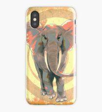 The elephant iPhone Case