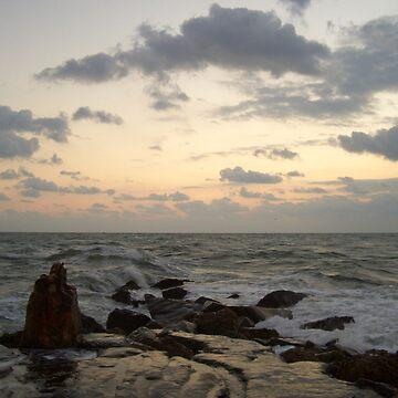Peaceful Rising by Sciryn