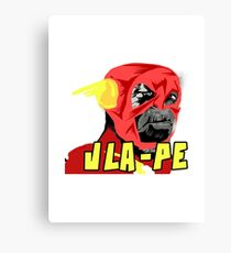 Flash JLA-PE Canvas Print