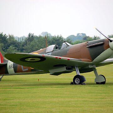 Spitfire Mk1 by MarkJones