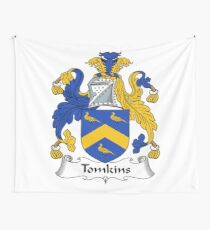 Tomkins or Thompkins Wall Tapestry