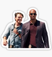 lethal weapon  Sticker