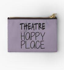 Theatre is Happy Place Studio Pouch