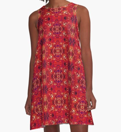 zen - I Am Rooted A-Line Dress