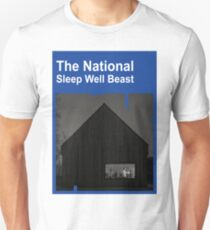 The National - Sleep Well Beast T-Shirt