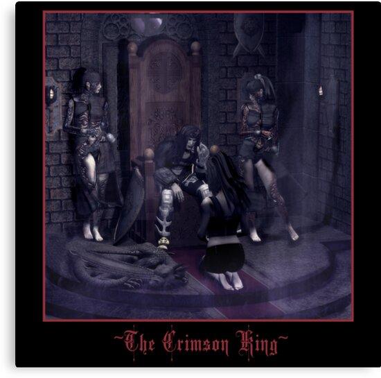 -|-The Crimson King-|- by WynterWorks