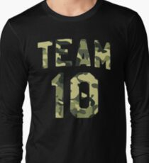 Camo Jake Paul Team 10 T-Shirt