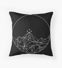 The Night Court Symbol Throw Pillow