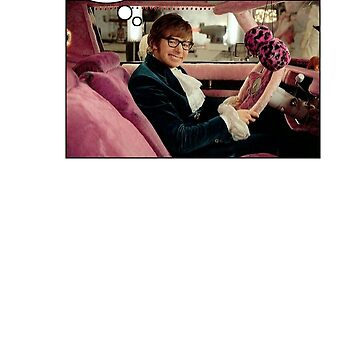 Austin Powers Passion by 3RDSH33P