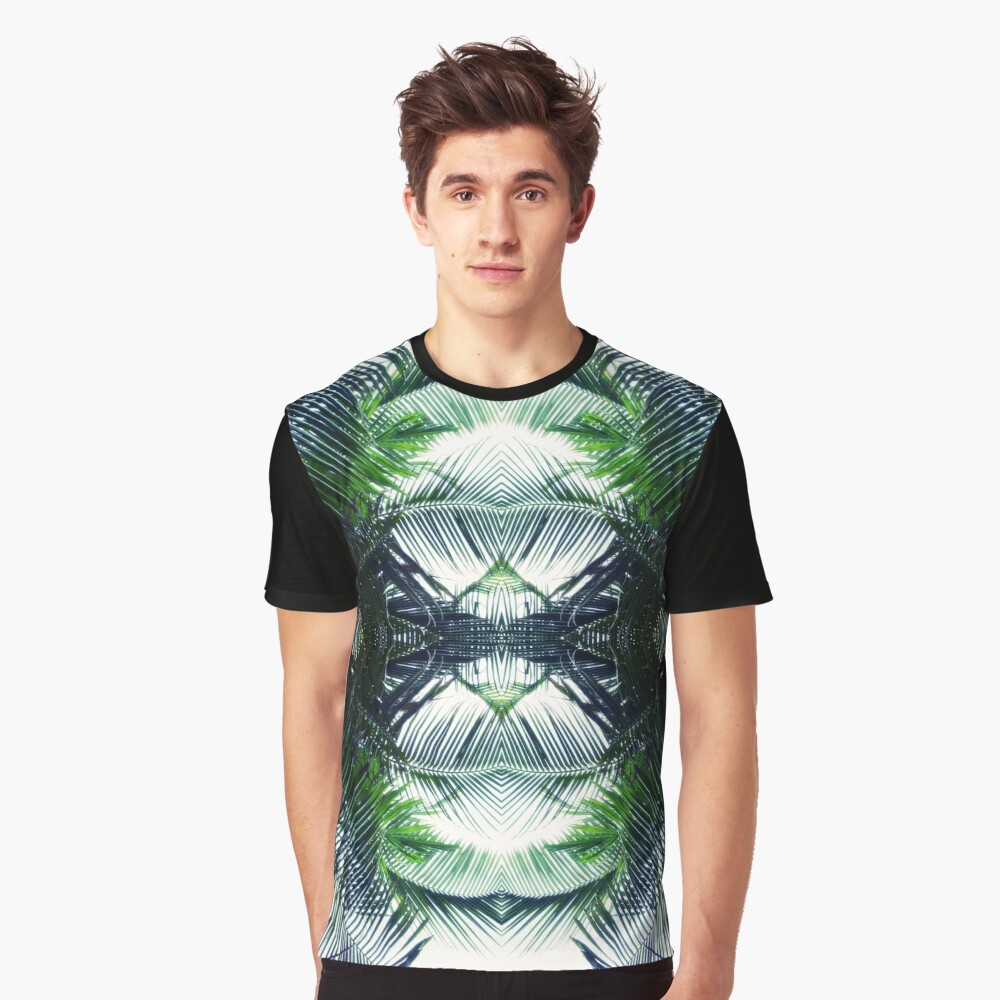 artistic fern Graphic T-Shirt