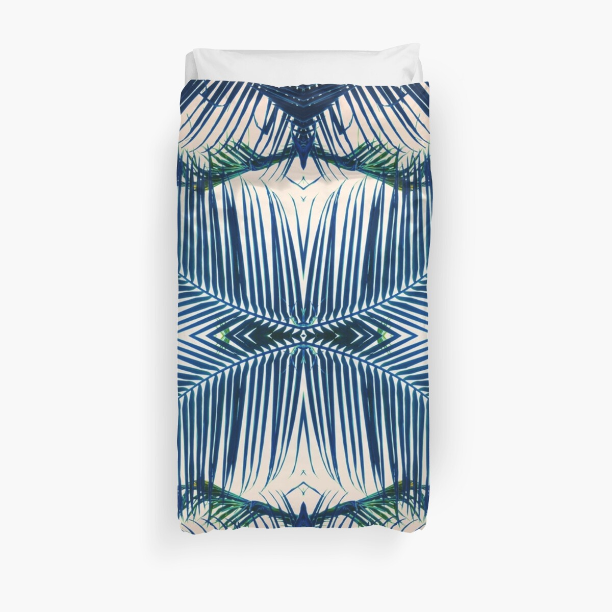 bluish fern  by haroulita