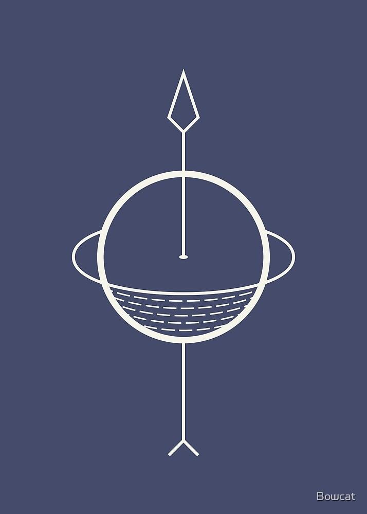 Spear Globe by Bowcat