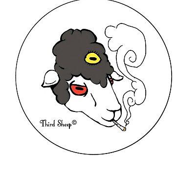 3rd Sh33p Logo (original) by 3RDSH33P