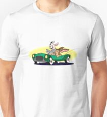 Driving Dogs! T-Shirt
