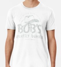 Bob's Country Bunker Men's Premium T-Shirt