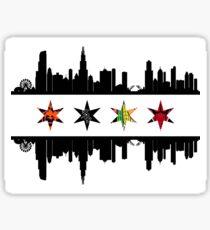 Team Chicago Sticker