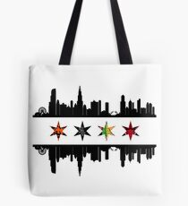Team Chicago Tote Bag