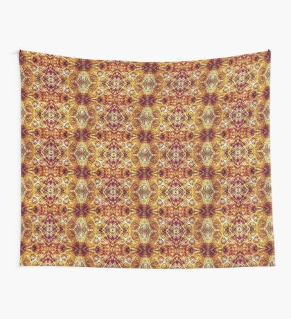 Zen I Am Sacral Flow  Wall Tapestry