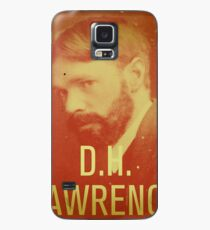 DH Lawrence Case/Skin for Samsung Galaxy