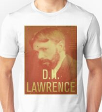 DH Lawrence Unisex T-Shirt
