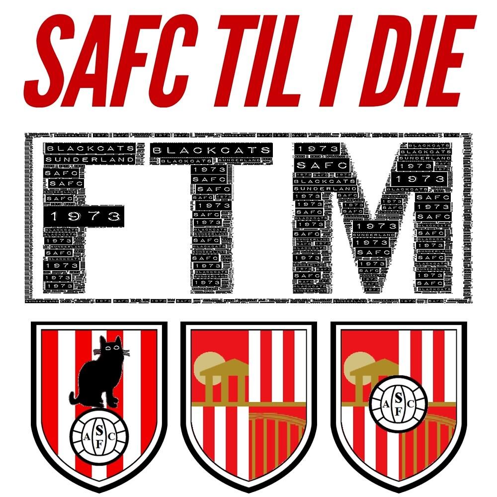 SAFC til I die by MworldTee