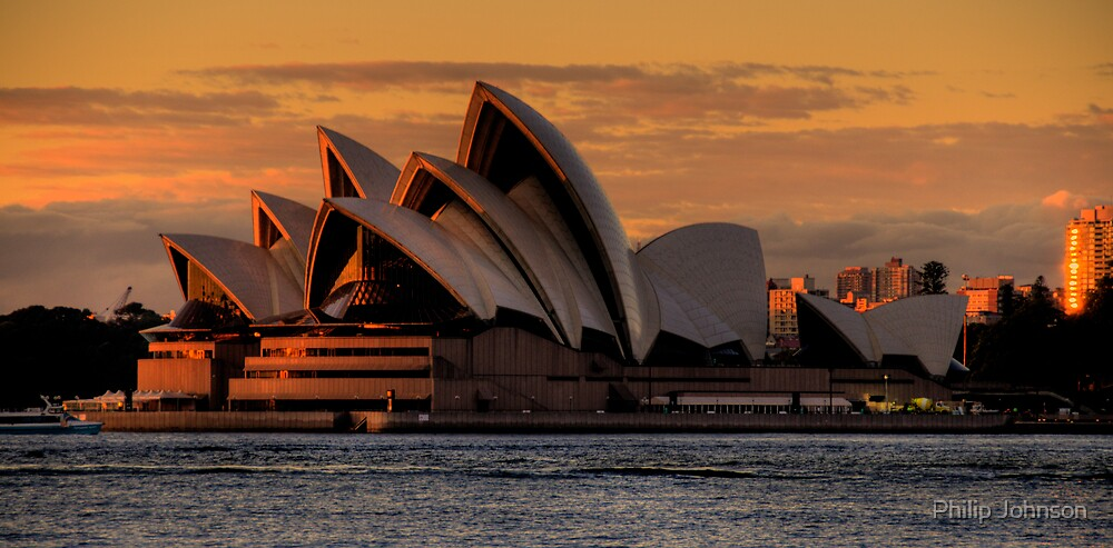 Red Sails In The Sunrise - Moods Of A City #33 - The HDR Series by Philip Johnson