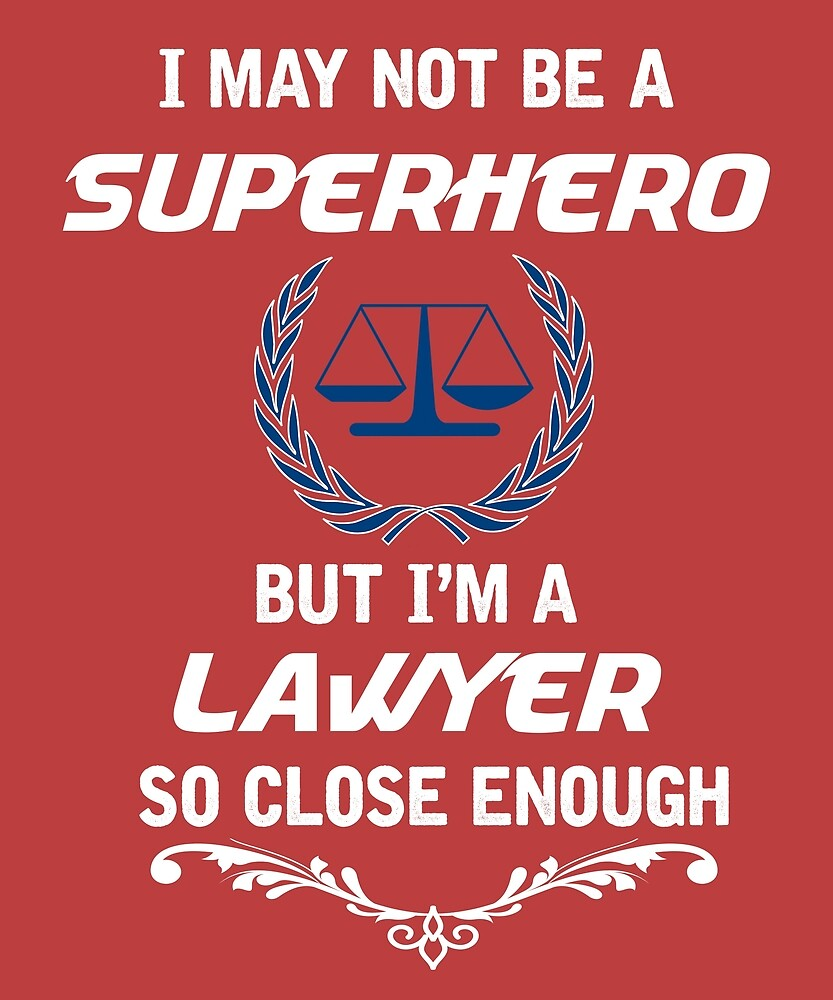 Not Superhero But Lawyer by AlwaysAwesome