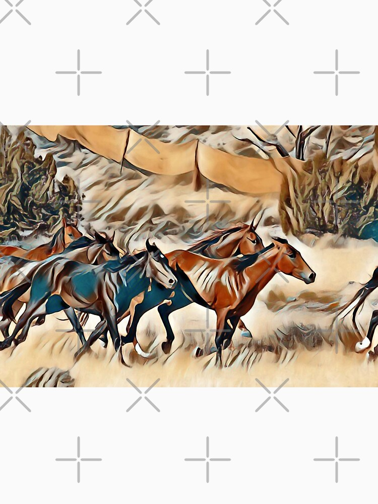 Horses 3 . by ALD1