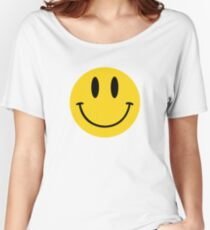 Acid Smile  Women's Relaxed Fit T-Shirt