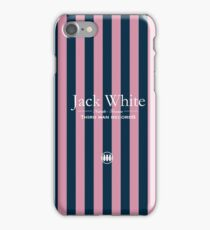 Jack White - Jack Wills iPhone Case/Skin