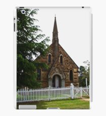 Presbyterain Church Hill End iPad Case/Skin