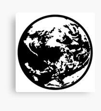 Earthbound logo (big) Canvas Print