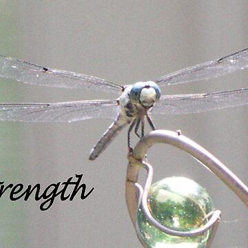 Strength... by lyndamarie