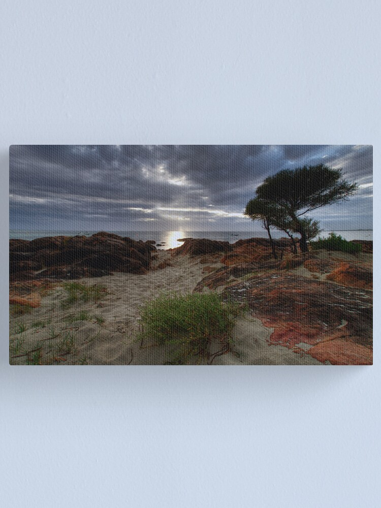Alternate view of The Tree Canvas Print